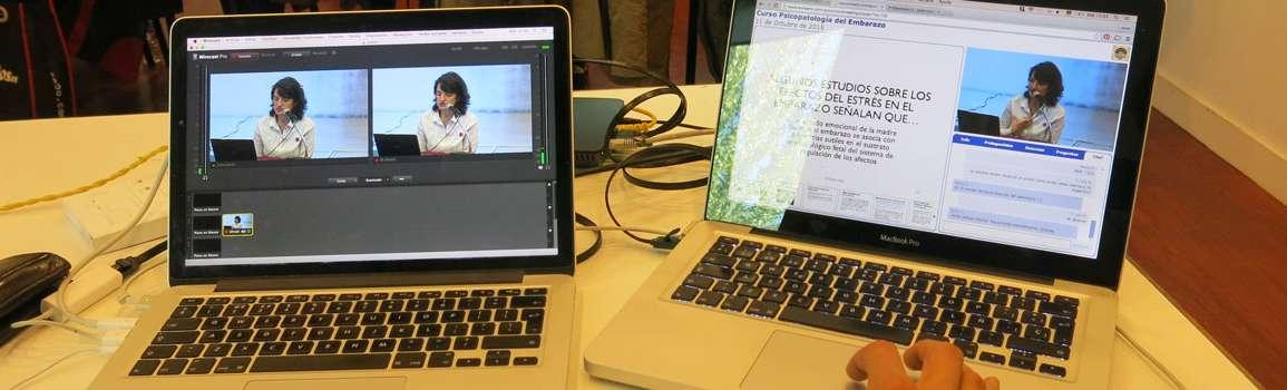 Participar en seminario en modalidad online