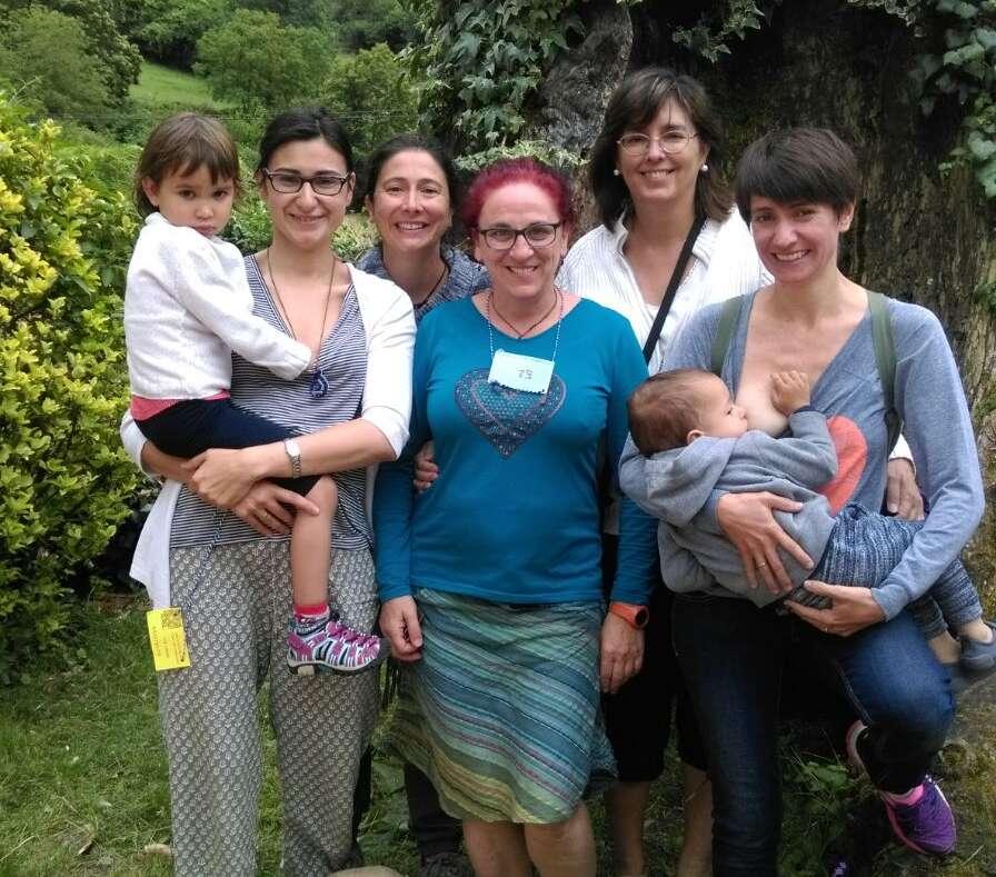 Mi primer Foro de Maternidad de Jaca. Asturias 2016
