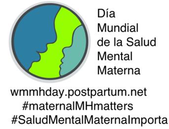 ¡Firma la petición!   Día Mundial de la Salud Mental Materna