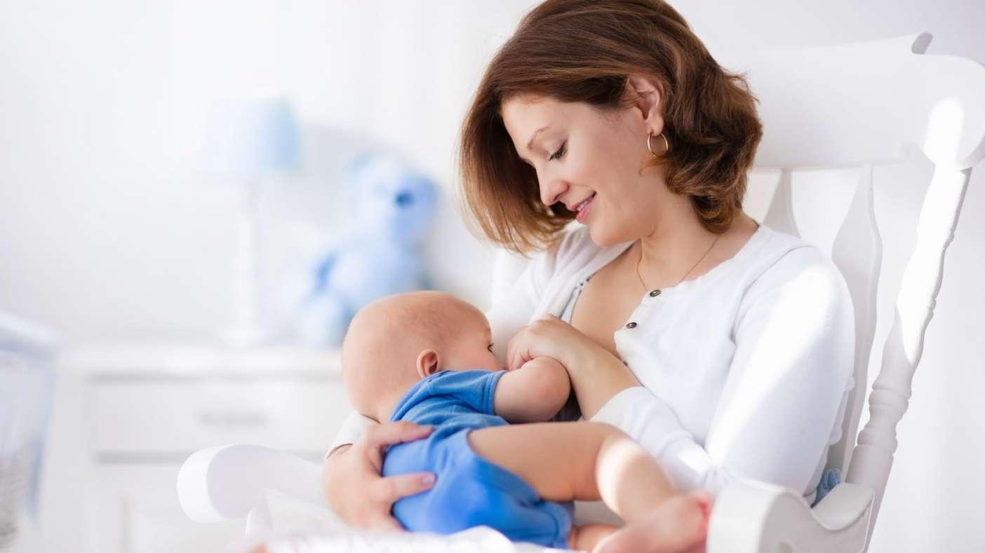 La lactancia materna como herramienta fisiológica del vínculo afectivo