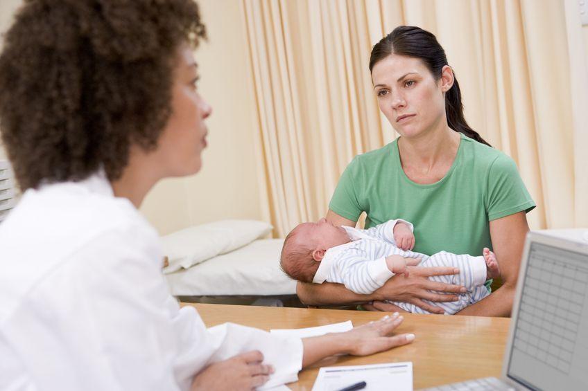 Equipos de salud mental perinatal en los hospitales de Madrid