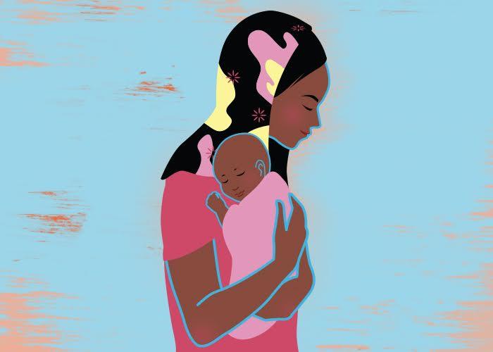 Cómo las culturas protegen a las nuevas madres
