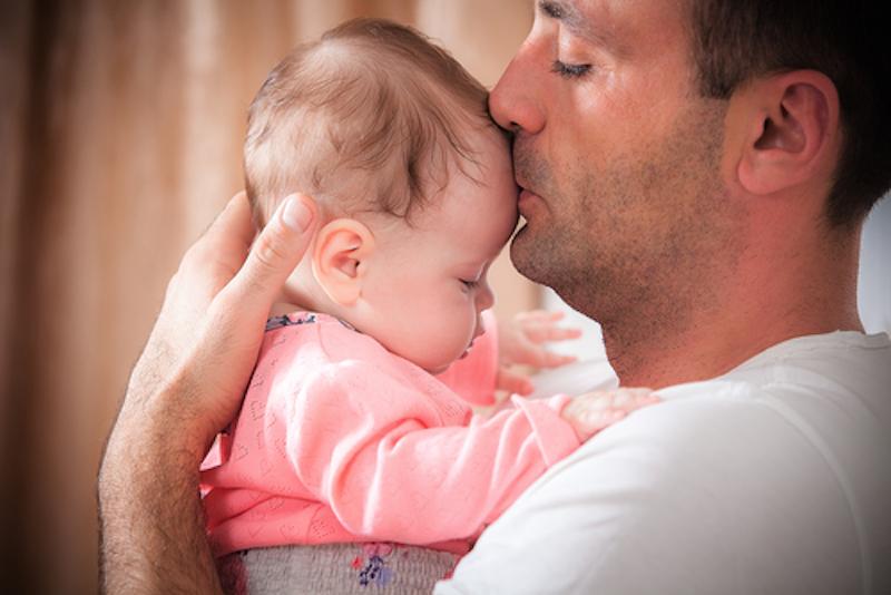 Cuando el padre se deprime en la etapa perinatal