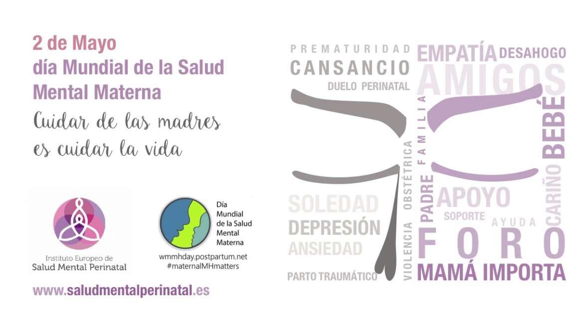 Reconocimiento del 2 de mayo como Día Mundial de la Salud Mental Materna