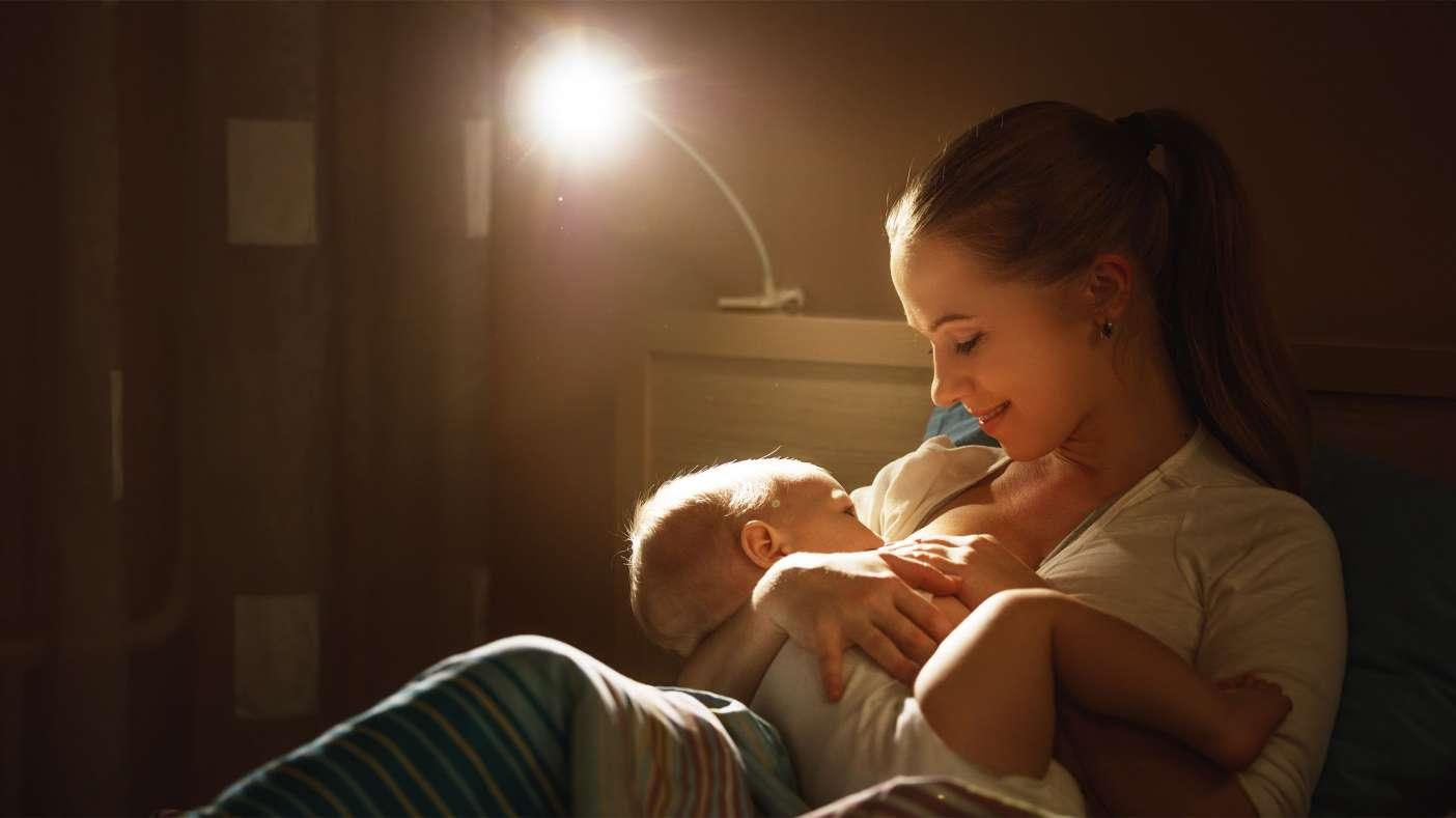 La lactancia materna reduce la incidencia de TDAH
