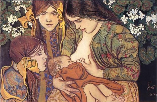 Lactancia para psiquiatras: recomendaciones sobre el empleo de psicofármacos en madres lactantes