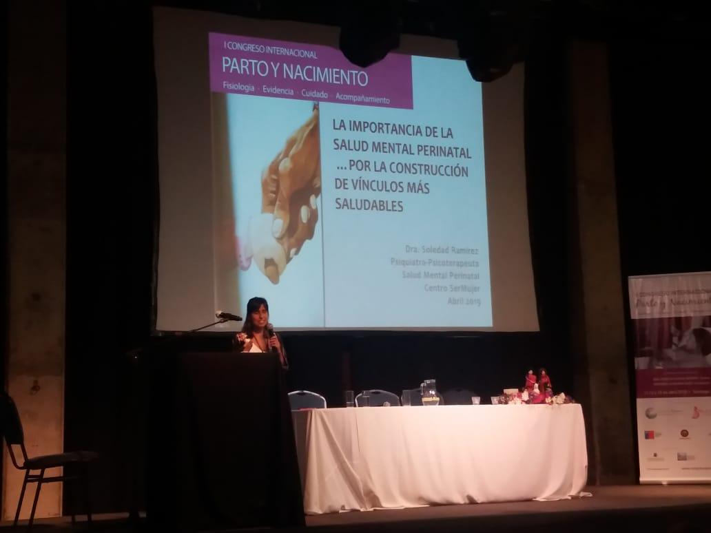 Crónica del 1er congreso de Parto y Nacimiento en Chile