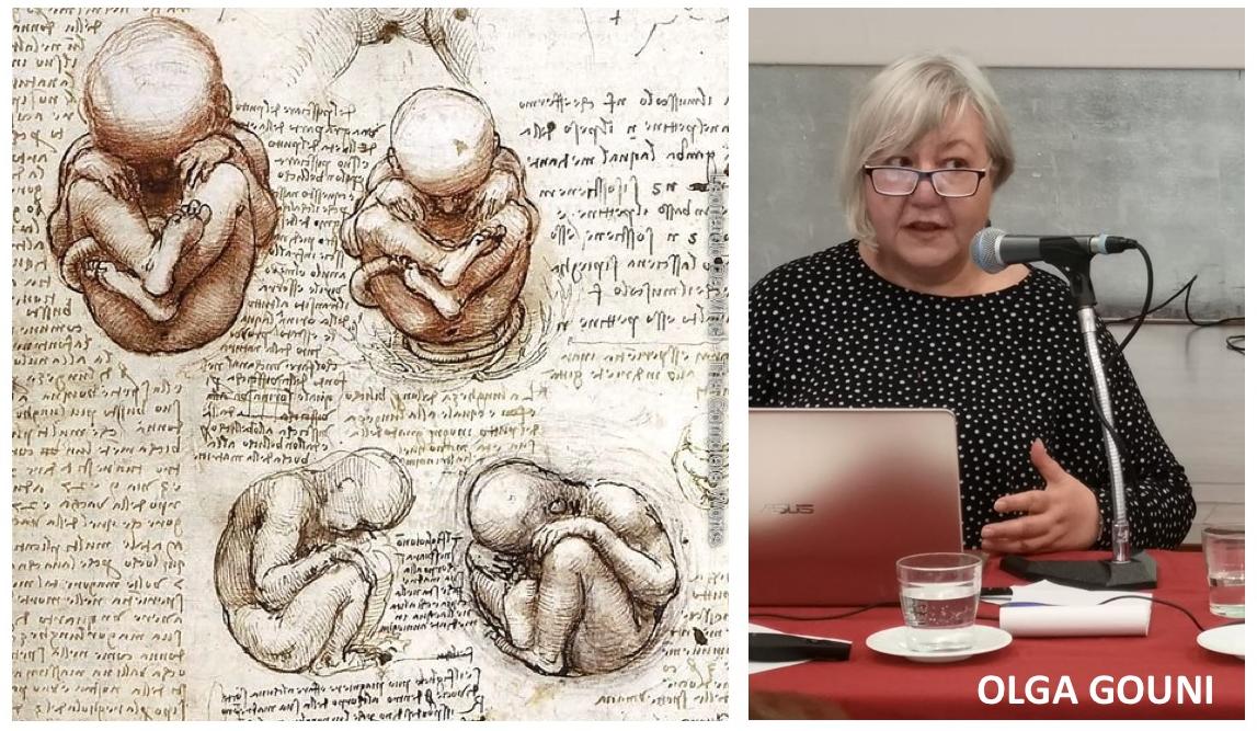 La importancia de las experiencias prenatales.  Dos días con Olga Gouni