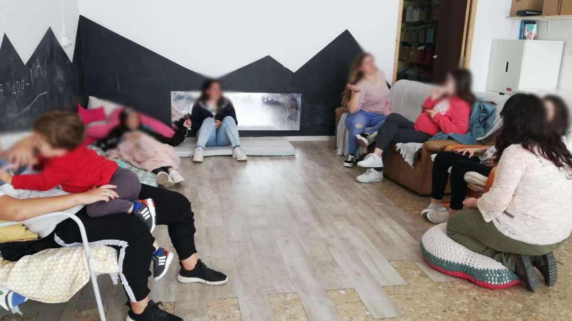 Maternando: acompañando la maternidad adolescente en Valencia