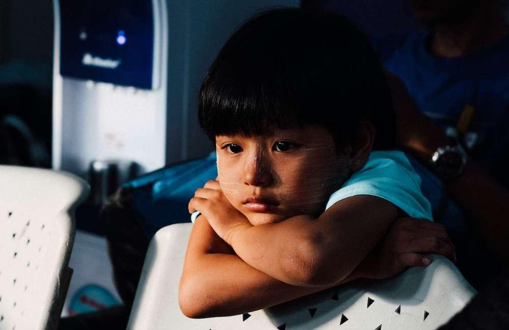 Ocultos a plena luz:  Día internacional contra el maltrato a la infancia
