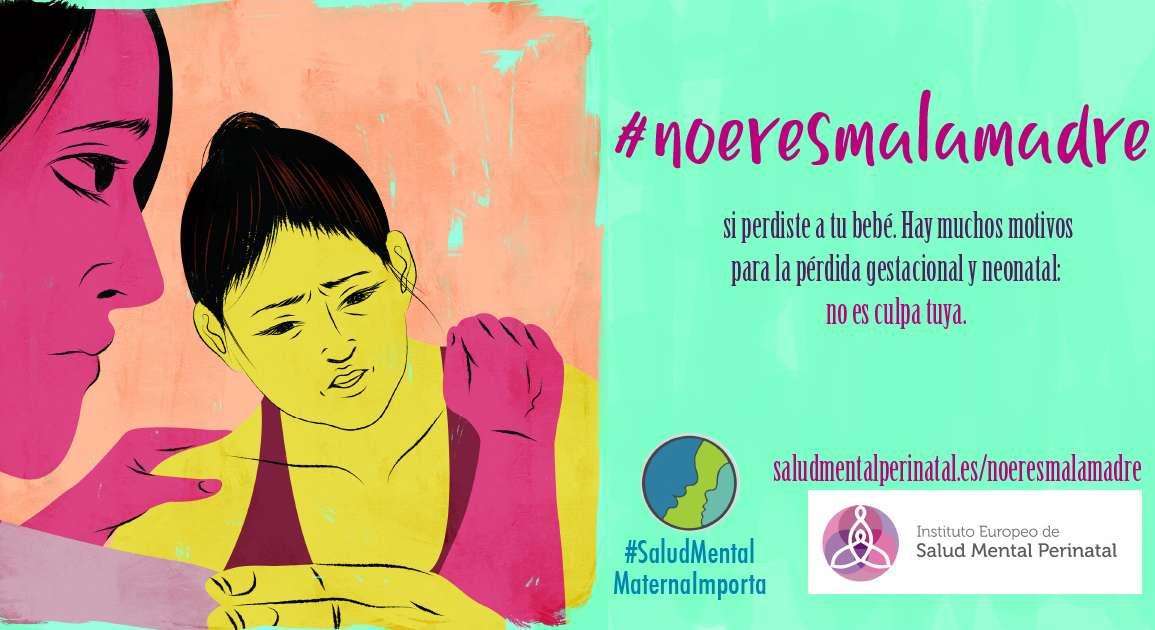 #noeresmalamadre si perdiste a tu bebé. Hay muchos motivos para la muerte gestacional y neonatal: no es culpa tuya