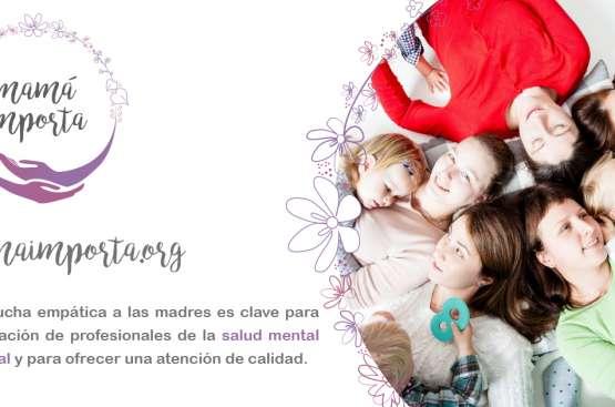 Nace mamaimporta.org